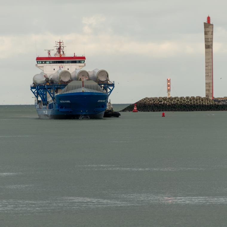 Port Oostende Rotra Mare Blue Economy decommissioning